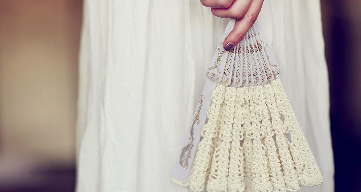 Legyező az esküvőre: 10 kép, amitől te is beleszeretsz