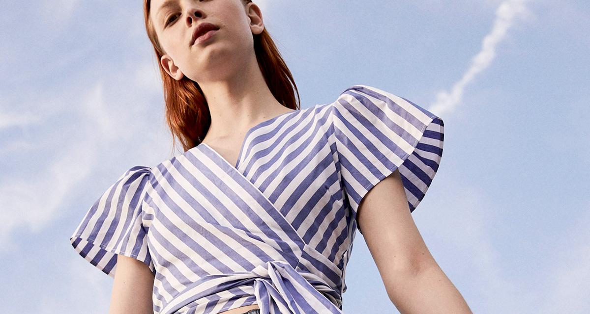 Csíkos blúzok 10 ezer forint alatt: a nyár kedvenc ruhadarabja
