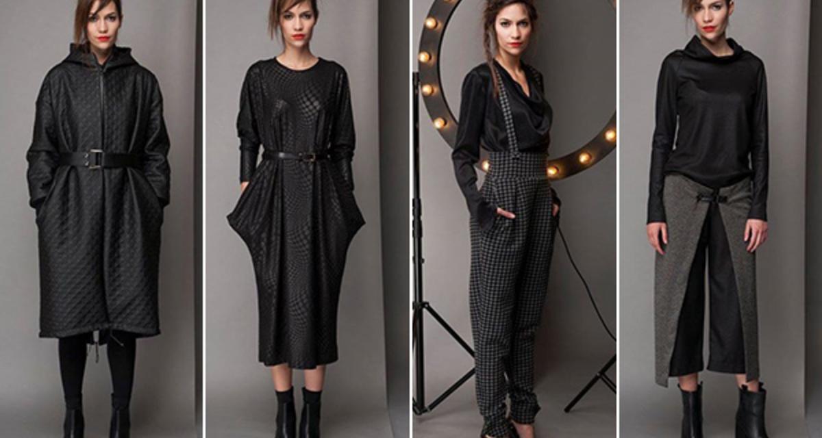 Így viseld a sötét színeket, hogy ne tűnjenek komornak! - Az Artista kollekciója