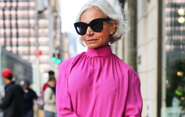 Mindenki imádja az 53 éves Instagram-modell stílusát: cseppet sem akar fiatalabbnak tűnni