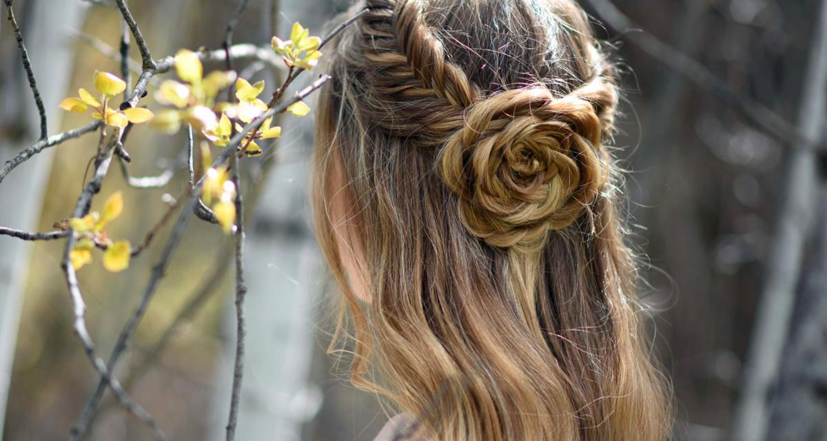 Ez a legújabb frizuraőrület: a rózsakonty ilyen sokféle lehet