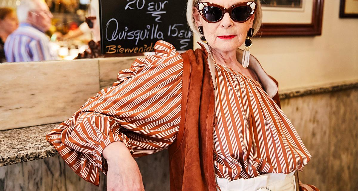 4 nő, aki 50 felett is sokat tud a divatról: van mit tanulni tőlük