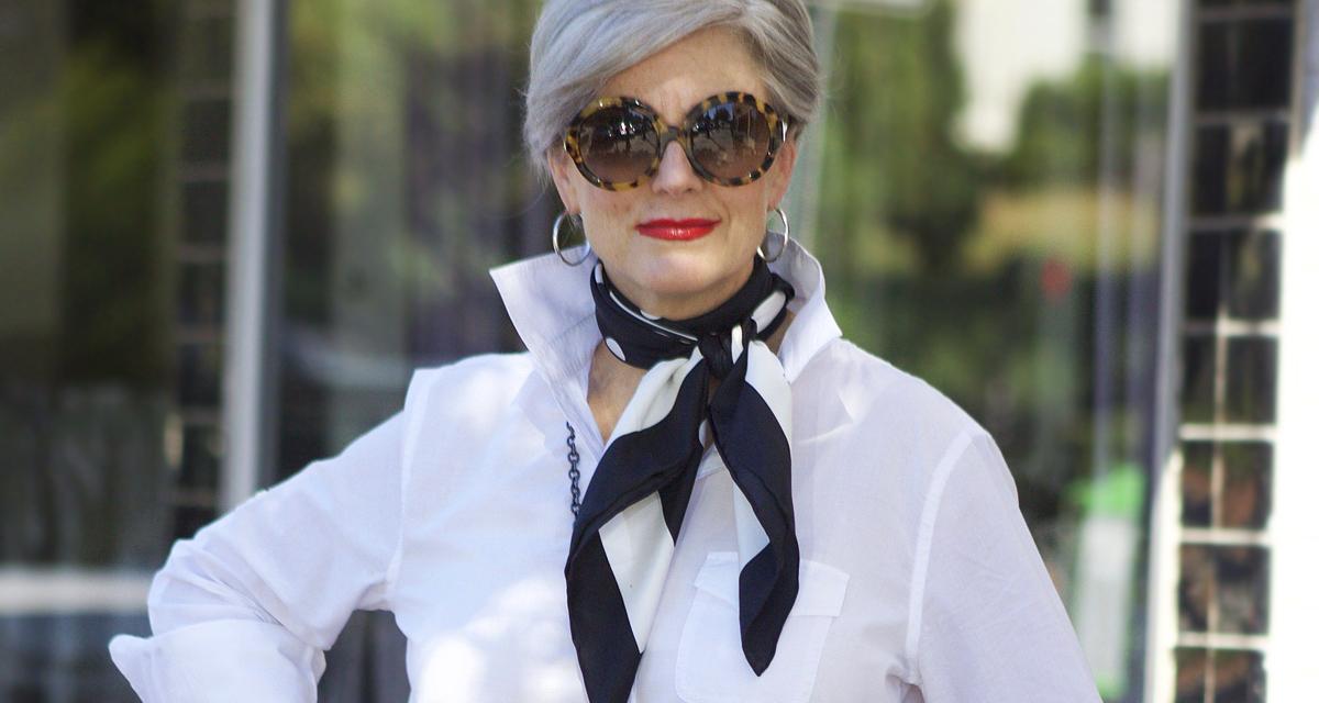 Kortalan stílustippek a 60 éves stylisttól: 1 ing ötféleképpen