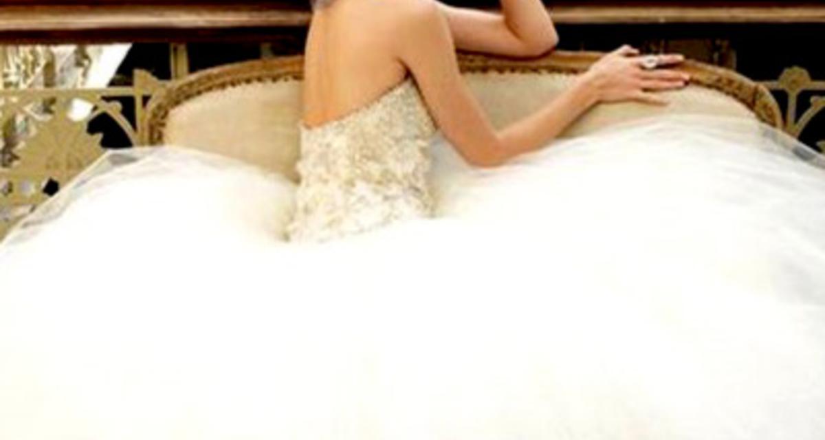 Öltözz hercegnőnek! Habos menyasszonyi ruhák tüllel
