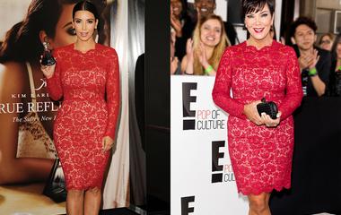 Híresek, szépek, és ugyanúgy öltöztek fel: kinek áll jobban a ruha?