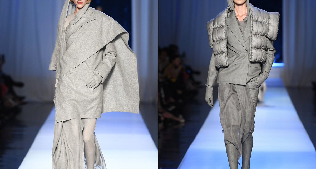 Megint divatba jön a darázsderék - A francia tervező nagyon nőies kollekciót alkotott