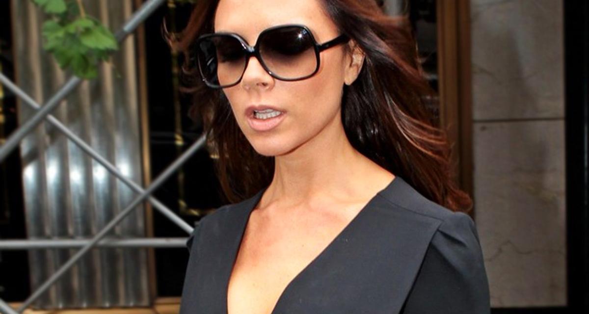 Egy nő, aki tudja viselni a feketét - Victoria Beckham stílusa