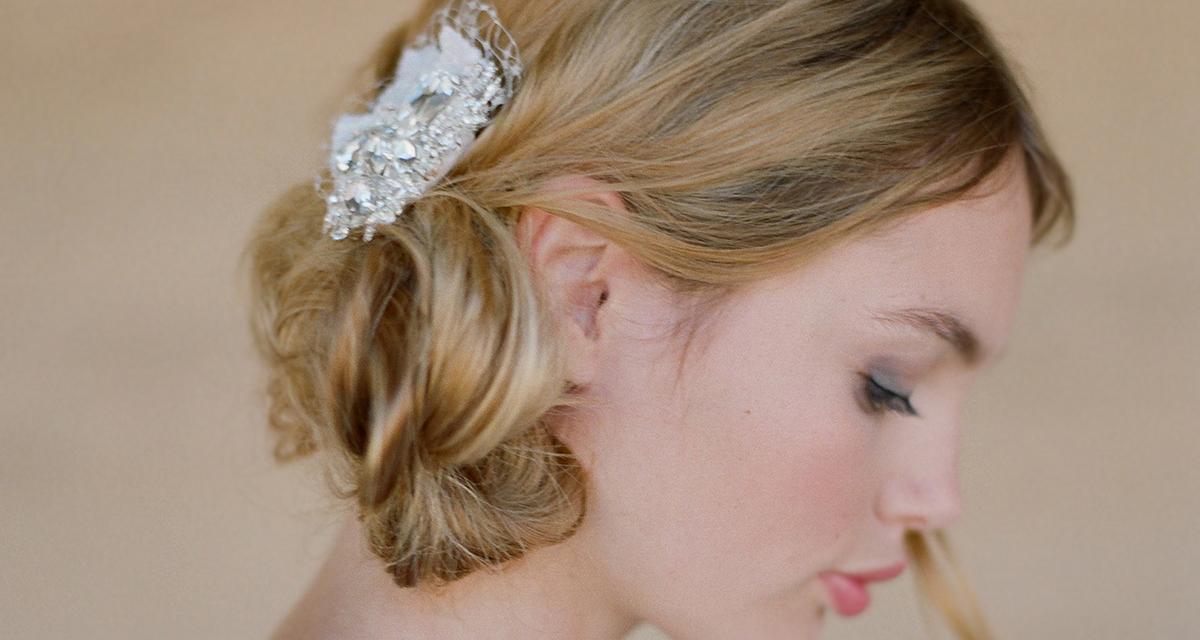 Gyönyörű bob frizurák az esküvőre: egy filléredbe sem kerül, ha te magad készíted el