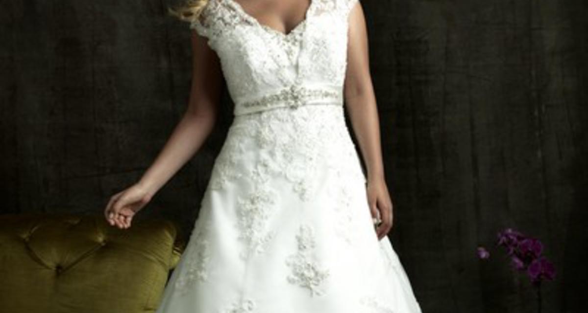 12 szép menyasszonyi ruha - Ezekben karcsúbbnak tűnsz