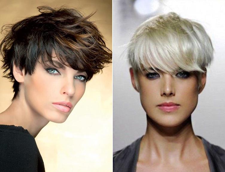 Tincsesre formázva és beszárítás nélkül is jól mutat ez a frizura.