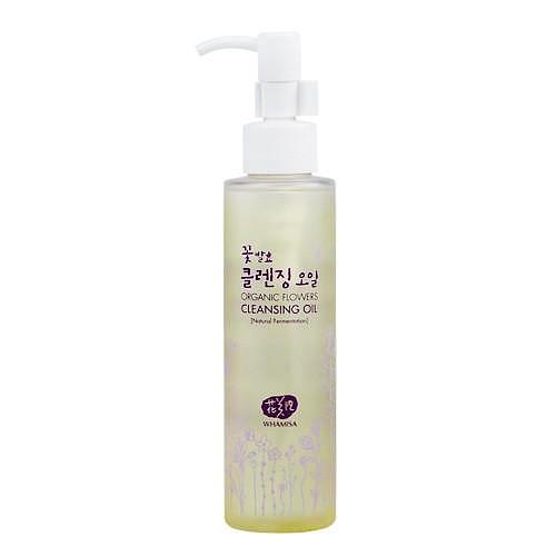 A <a href='https://chokchok.hu/collections/cleansers/products/whamisa-organic-flowers-cleansing-oil'>Whamisa bio sminklemosó olaj</a> kíméletesen, mégis hatékonyan tisztítja meg a bőrt a mindennapi szennyeződésektől, beleértve a sminket is. Az avokádó-, mogyoró-, argán-, és kaméliaolaj felszabadítja az eltömődött pórusokat. Nem tartalmaz: parabéneket, sodium lauryl szulfátot, ásványi olajat és szintetikus illatanyagot. Az ára: 8900 forint.