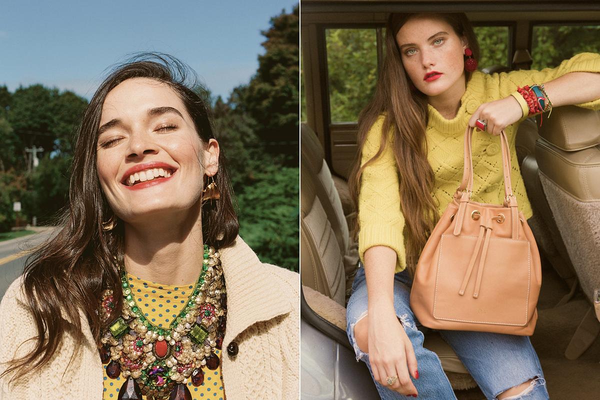 A fiatalos és bohókás Frances Valentine márkája merőben más, mint amit a Kate Spade New York képvisel.