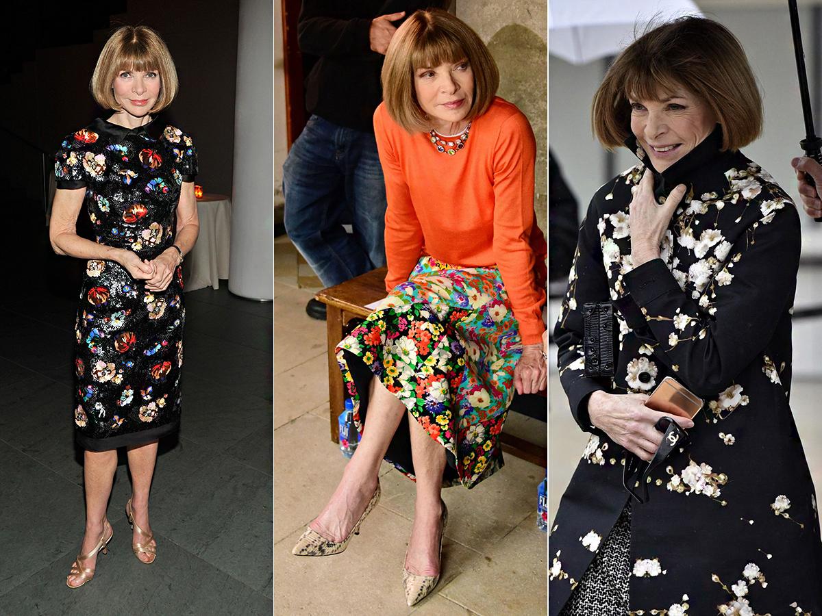 A divatipar legbefolyásosabb nője felé nagy az elvárás, ha öltözködésről van szó. A 68 éves Anna Wintour nem okoz csalódást, hiszen nem csupán divatos, hanem sajátos stílussal rendelkezik.