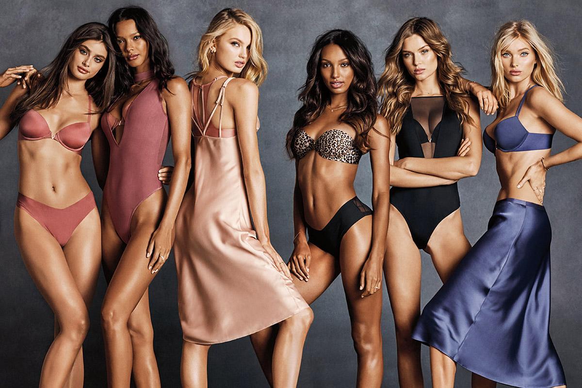 Body, alsószoknya és hálóing is szerepel az új kampányban.