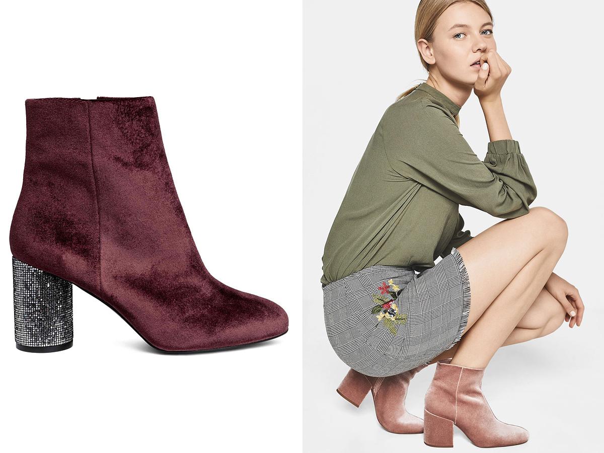 Elegáns ruhákkal és mindennapi szettekkel is összeboronálható bokacsizmák: a H&M darabja 9990 forintért, a Bershka kreációja pedig most akciósan, 6295 forintért kapható.