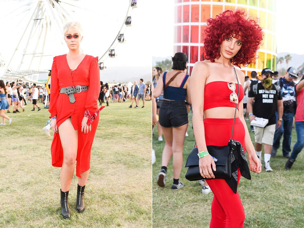A piros idén nagyon népszerű divatszín, melyben egy nő mindig nőnek érezheti magát.