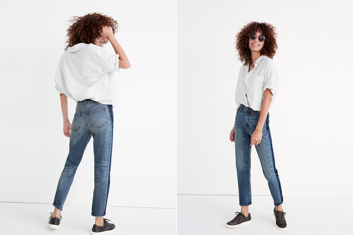 Kedveled a lezser boyfriend-nadrágokat, de alacsony vagy? Válassz inkább egy ilyen retró fazont, mely követi ugyan a test vonalát, de nem tapad rá, ráadásul cseppet sem trottyos az ülepe. A hosszanti csíkok idén nem a nadrág koptatásában, hanem a szabásában jelennek meg. Ezektől az oldalcsíkoktól magasabbnak, vékonyabbnak tűnhetsz, és ez az optikai hatás ellensúlyozza a felhajtott nadrágszárak összenyomó hatását.