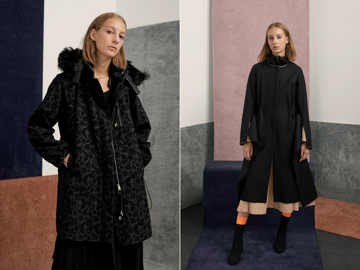 A fekete kabát elengedhetetlen.