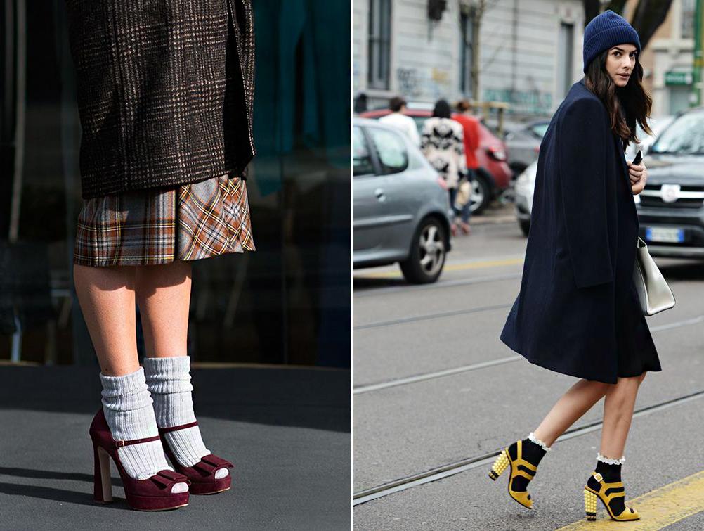 Modern divat a negyvenes évek beütésével.