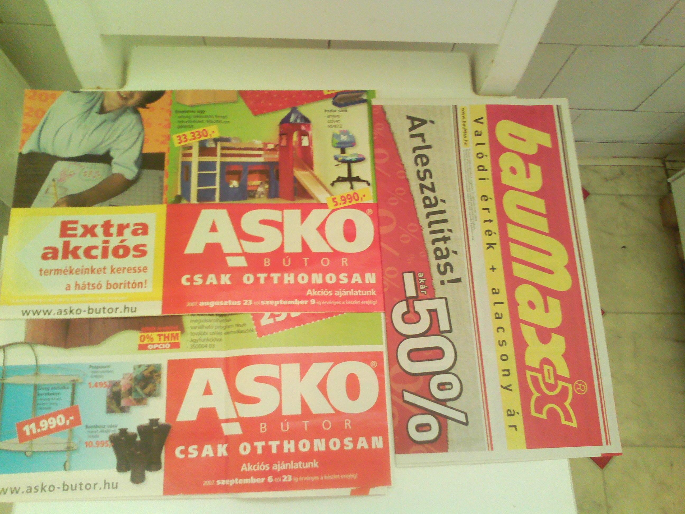 Régi reklámújságok, ingyenes kiadványok, szórólapok - Retro ...