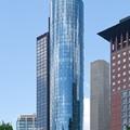 Karcolja az eget - Main Tower, Frankfurt
