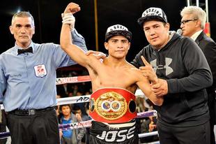 Jose Argumedo vs Gabriel Mendoza: Ráhangolódás a mérkőzésre