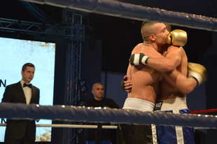 30 fénykép a pápai Felix Promotion bokszgáláról
