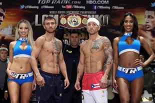 Vasyl Lomachenko vs Jason Sosa: Felvezetés a mérkőzéshez