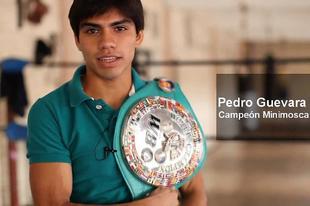 Exkluzív interjú a világ legjobb kislégsúlyú bunyósával, Pedro Guevarával