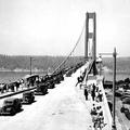 TEGNAPELŐTTI HÍRADÓ: A Tacoma Narrows híd összeomlása - 1940