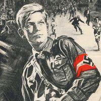 A Hitlerjugend mártírja