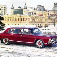 Szovjet autó hirdetések