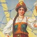 Cári orosz sörplakátok 1880-1915