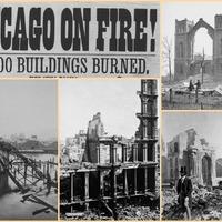 A nagy chicagói tűzvész - 1871