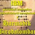 IBM és a Harmadik Birodalom