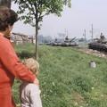 Szovjet kivonulás képei - 1989