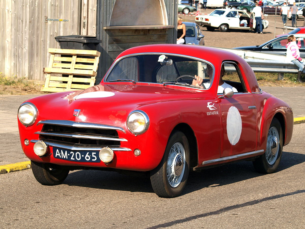 Simca 9 sport coupé