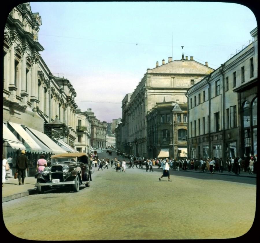 Kuznyeckij Moszt utca