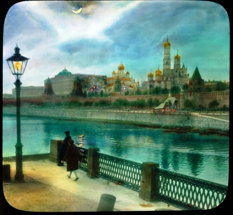 Kreml látképe