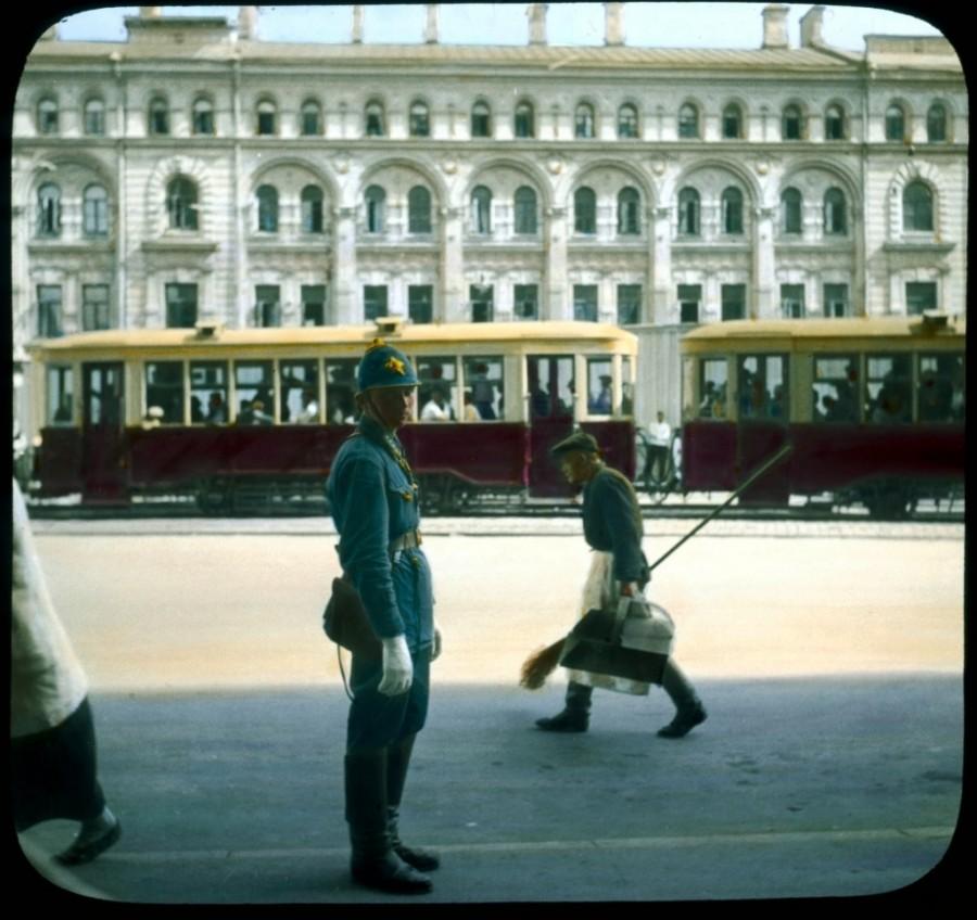 A Moiszejevszkaja tér