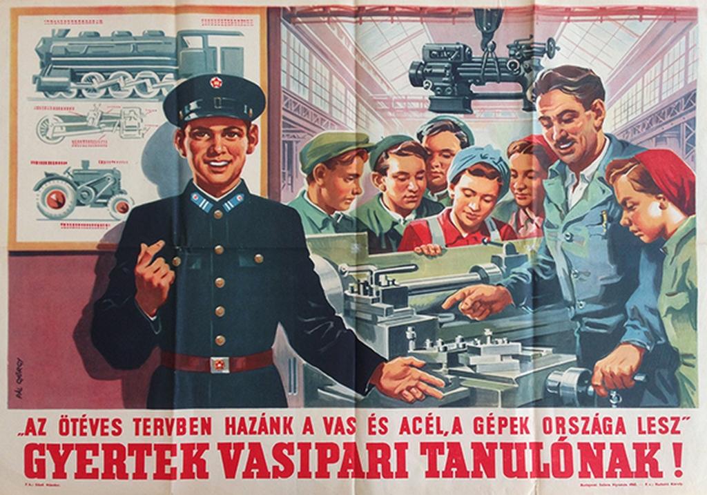 Magyar plakátok 1951-1956