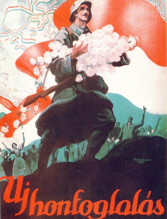 Magyar plakátok a II. világháborúból