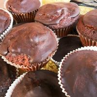 A legmuffinabb muffin: Sacher muffin