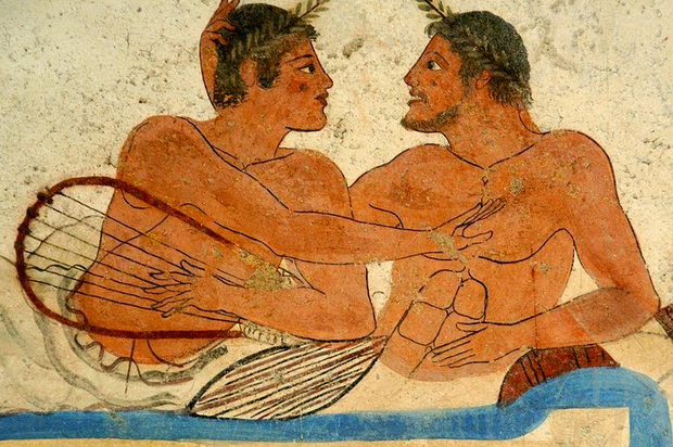 Reneszánsz PRIDE, középkori melegesküvő, és homoszexuális szentek
