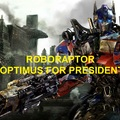 Optimus for President – Visszatekintő (Transformers-trilógia) # 3/3