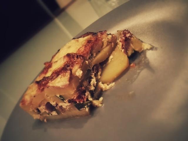 rakjunk krumplit baconnel
