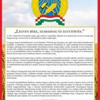 Méltó Forma Szeretett Miniszterelnökünk Nyilatkozata számára