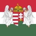Új alkotmány: címer a zászlóban