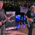 Metallica játszotta a himnuszt az NBA nagydöntőjének ötödik meccsén