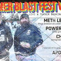 Summer Blast, Bomba Grind - Meth Leppard, Powerchuck, Chepang és Jack a Dürerben